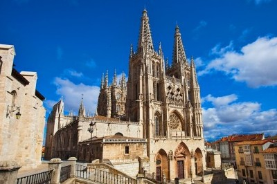 The Cathedrals of the French Way of the Camino de Santiago