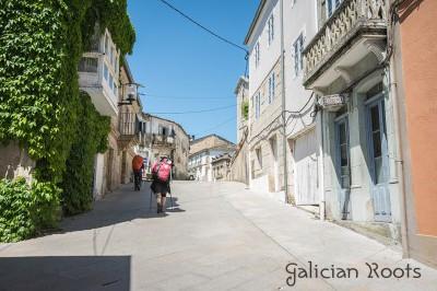 Sarria Camino de Santiago