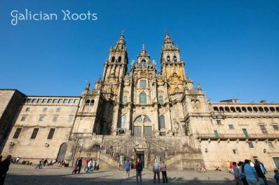 Santiago de Compostela, a meta do Camiño