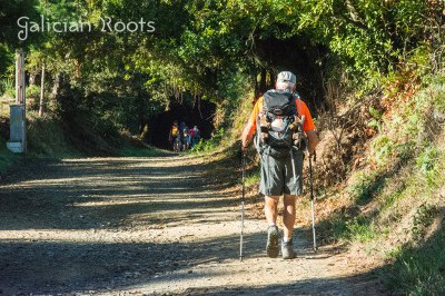 Preparación física para realizar o Camiño de Santiago