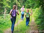 El Camino de Santiago con familia y con niños