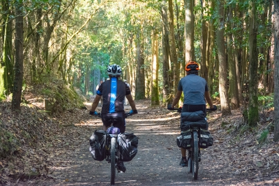 The Camino de Santiago by BIKE from LEÓN