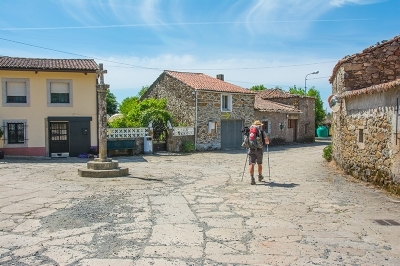 The Camino de Santiago in SHORTER STAGES