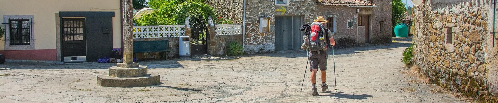 O Camiño de Santiago en ETAPAS CORTAS