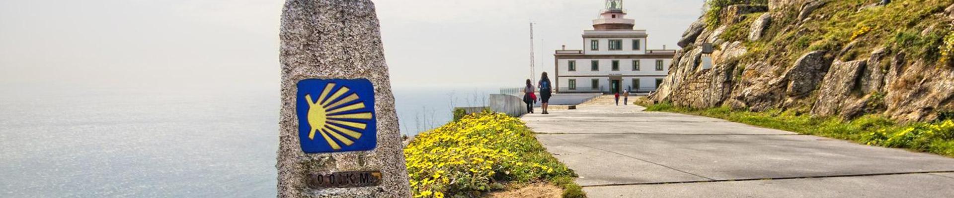 The Camino de Santiago to FISTERRA